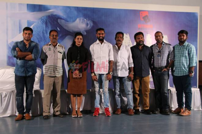 MLA Movie Press Meet Photos