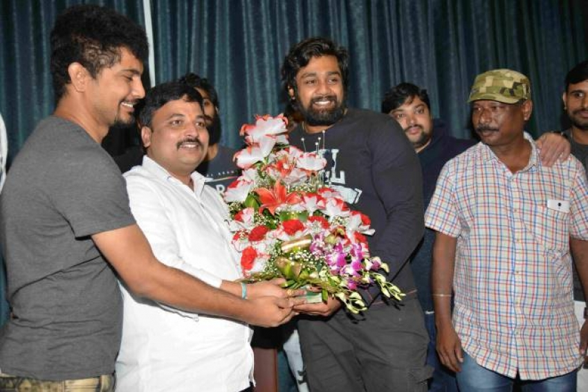 MLA Movie Video Song Launch Photos