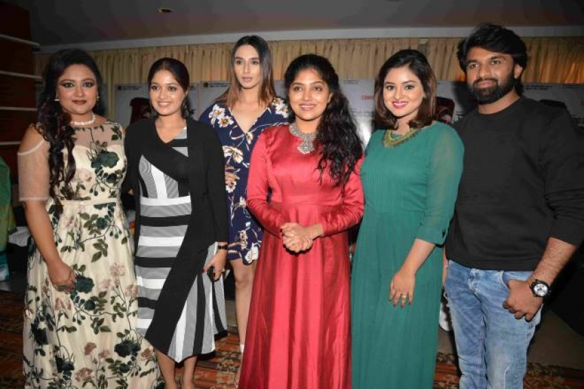 MMCH Movie Audio Release Function Photos