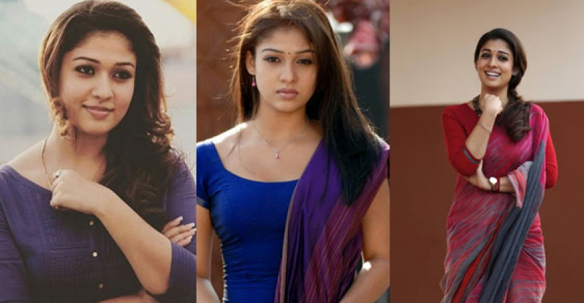 Nayantara Best Tamil Movies Photos