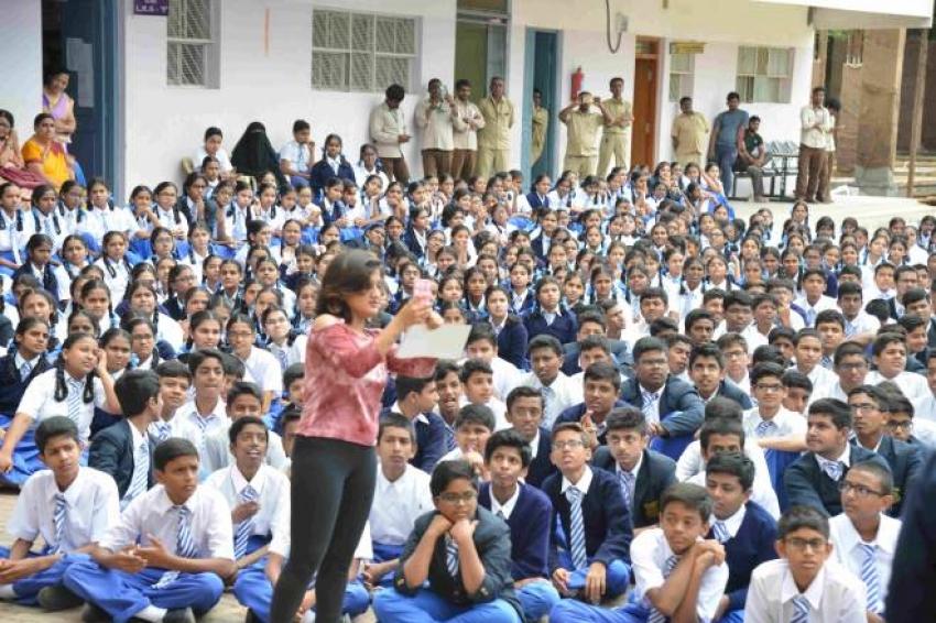 Nirmala Movie Pooja Photos