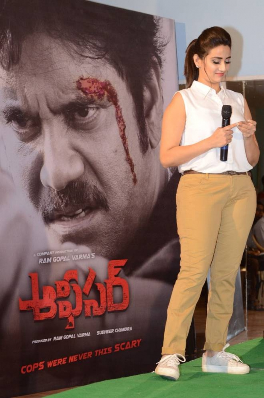 Officer Team Press Meet Photos