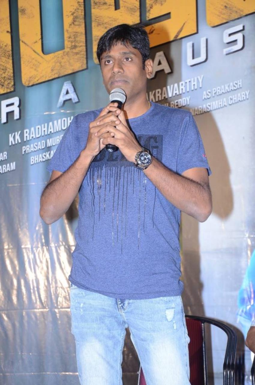 Pantham Movie Pressmeet Photos