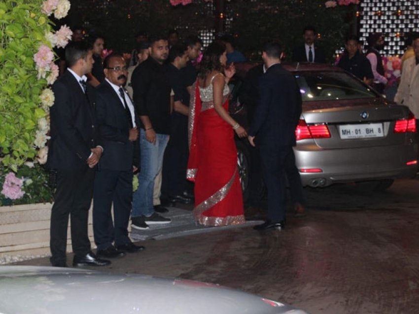 Celebs Attend Akash Ambani Pre Engegment Party Photos