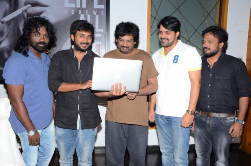 Puri Jagannadh Released Desham Lo Dongalu Paddaru Movie Teaser Photos