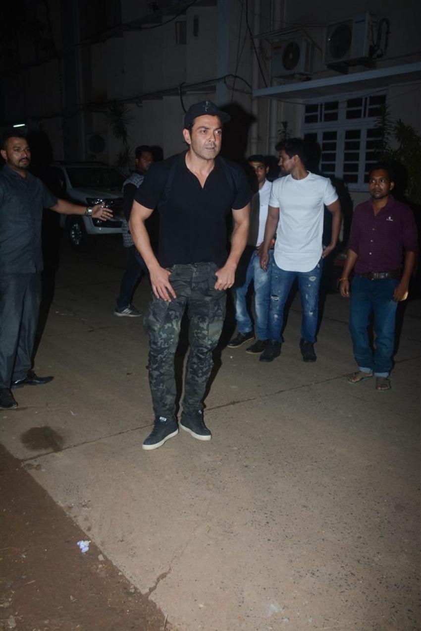 Race 3 Movie Promotion In Mumbai Photos