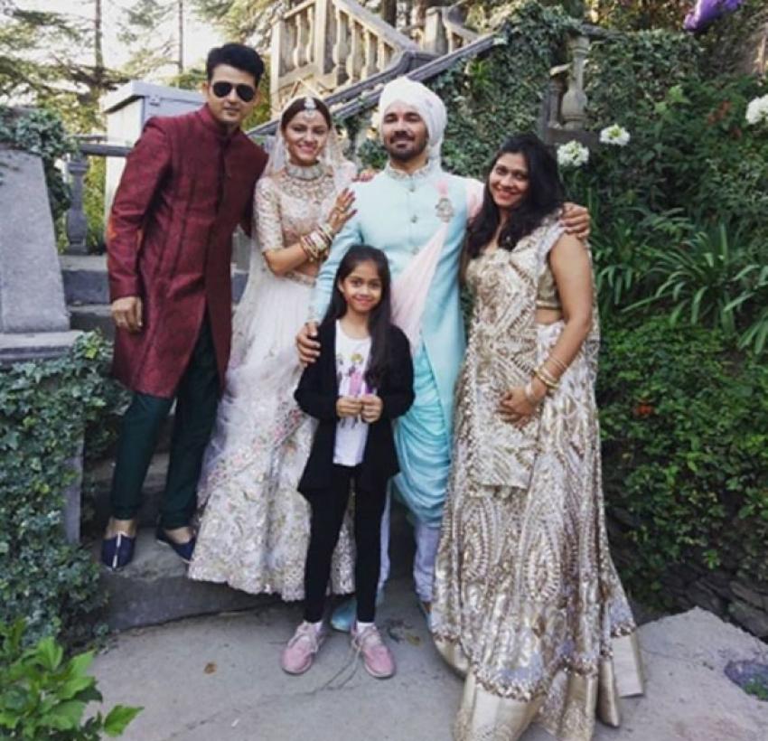 Rubina Dilaik Abhinav Shukla Wedding Photos