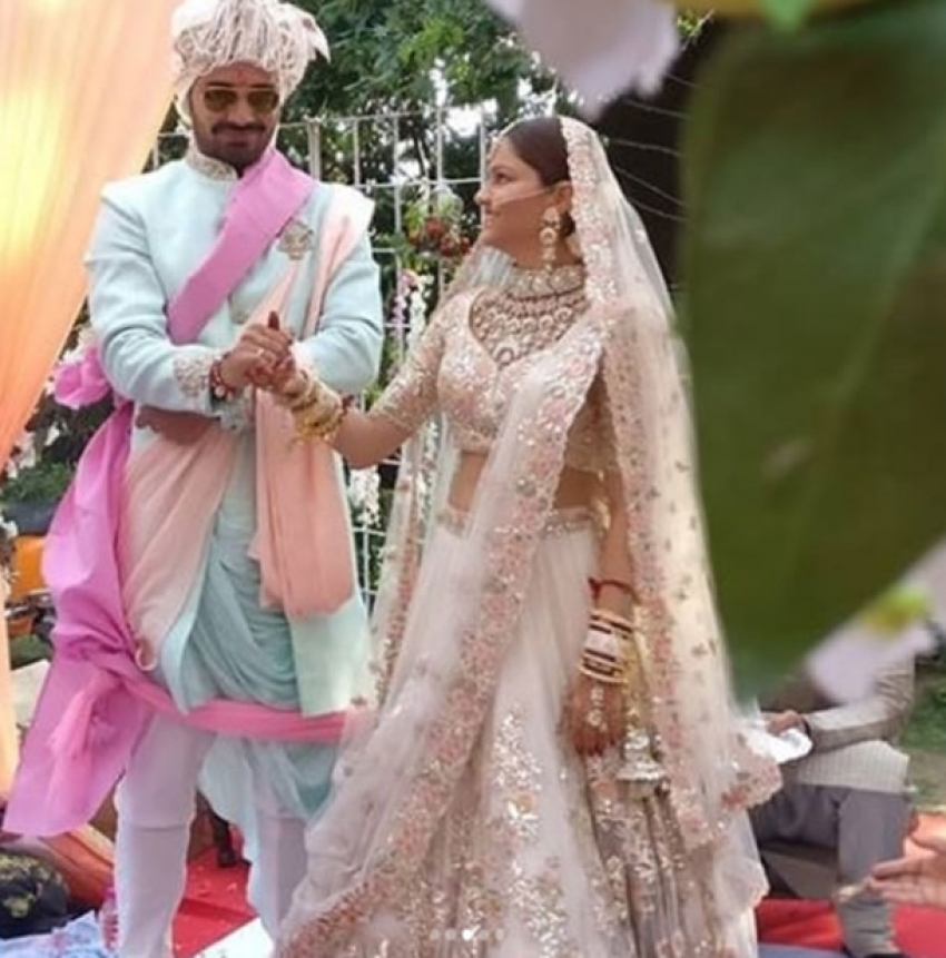 Rubina Dilaik Abhinav Shukla Wedding Photos - FilmiBeat