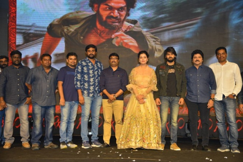 RX 100 Movie Audio Release Photos