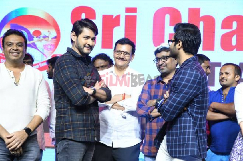 Sammohanam Movie Pre Release Function Photos