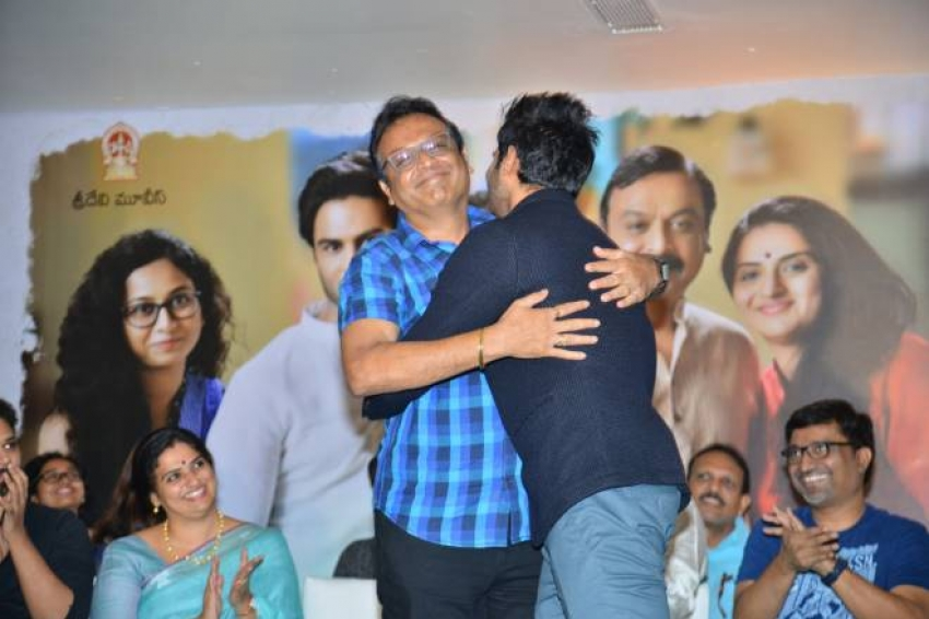 Sammohanam Success Meet Photos
