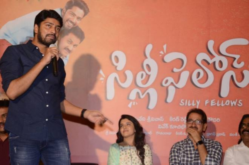 Silly Fellows Movie First look Launch Photos