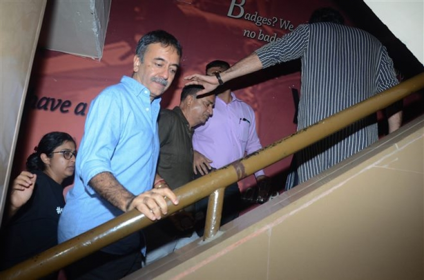 Special Screening Of Sanju At Juhu PVR Photos