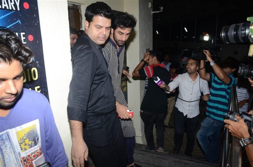 Special Screening Of Sanju At Juhu PVR Photos