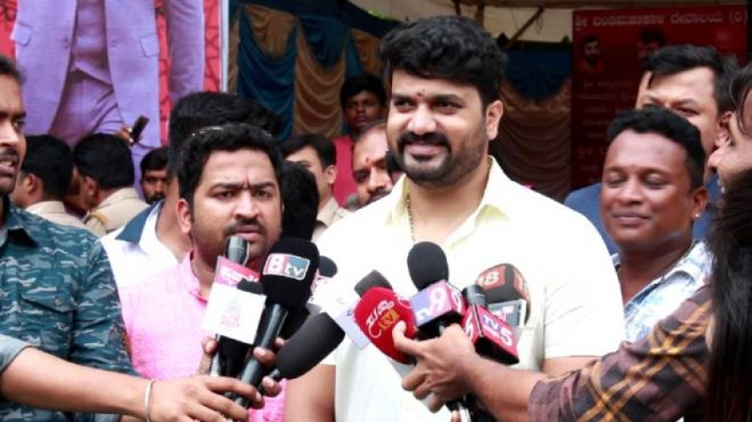 Srujan Lokesh 38th  Birthday Photos