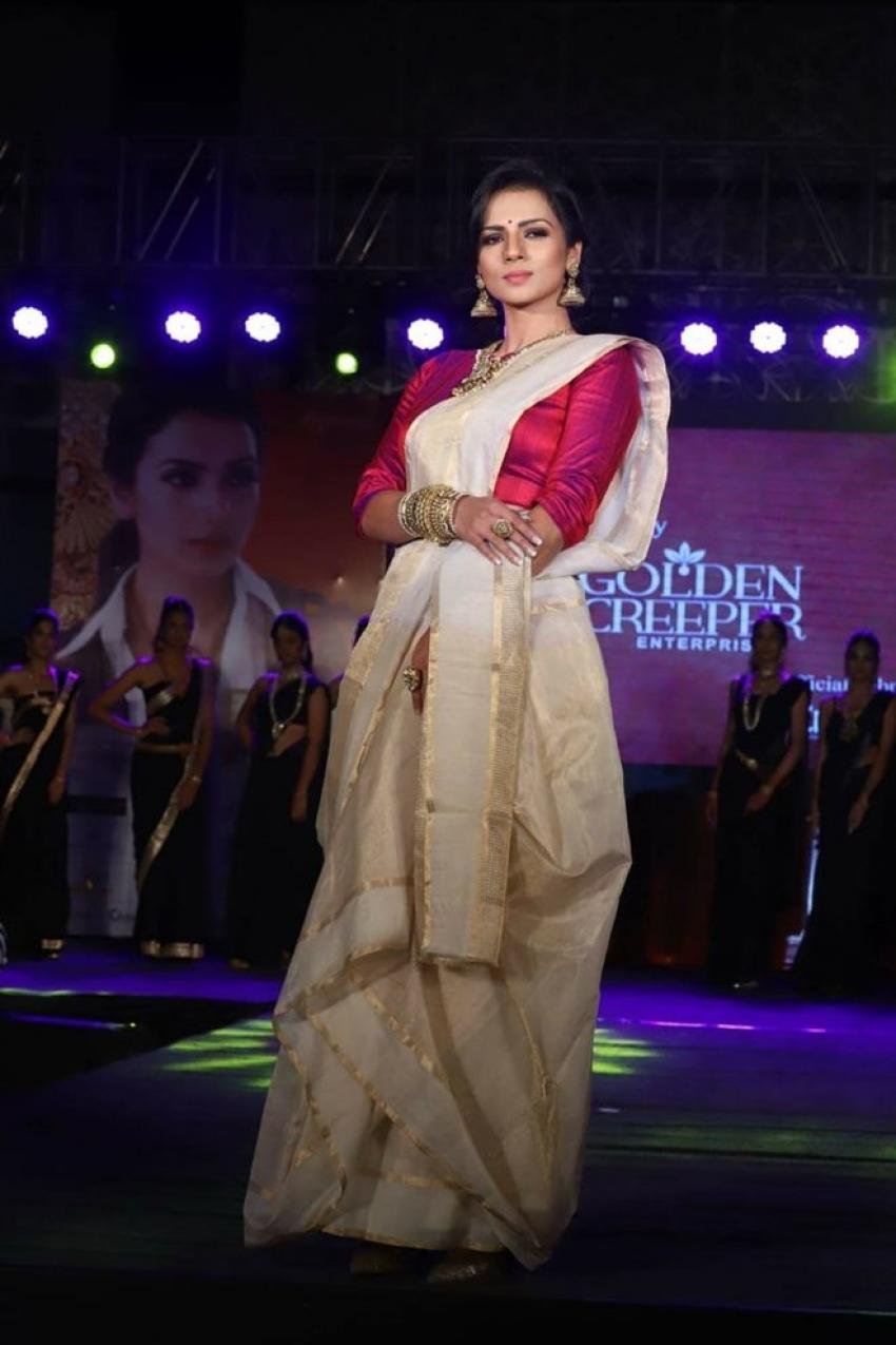 Sruthi Hariharan Inaugurates The Jewelry Show In Mysore Photos