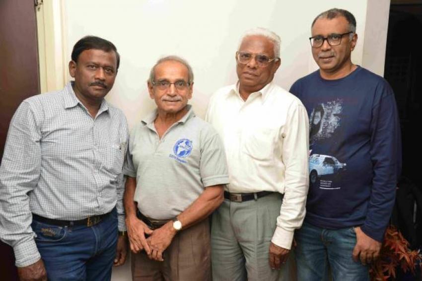 Surya Eva Vrikshamitra Movie Press Meet Photos