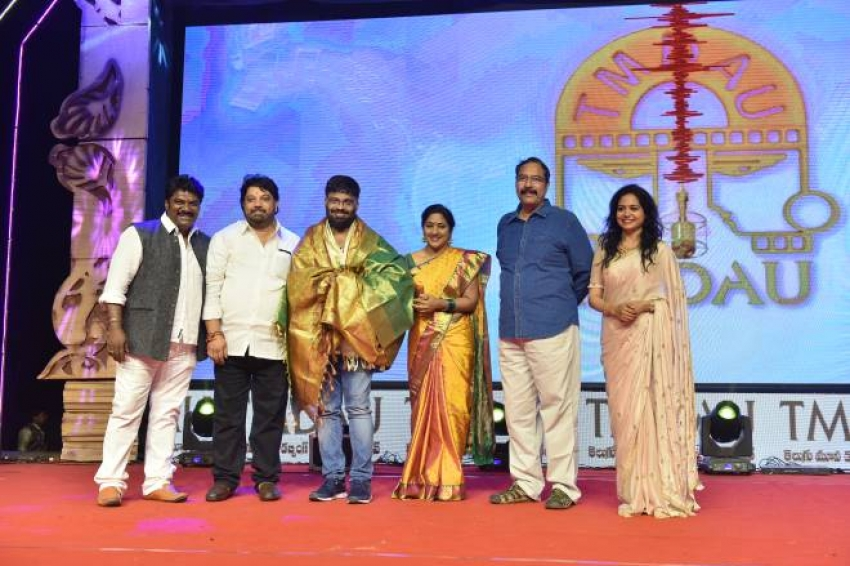 Telugu Movie Dubbing Artist Union 25 Years Celebrations Photos