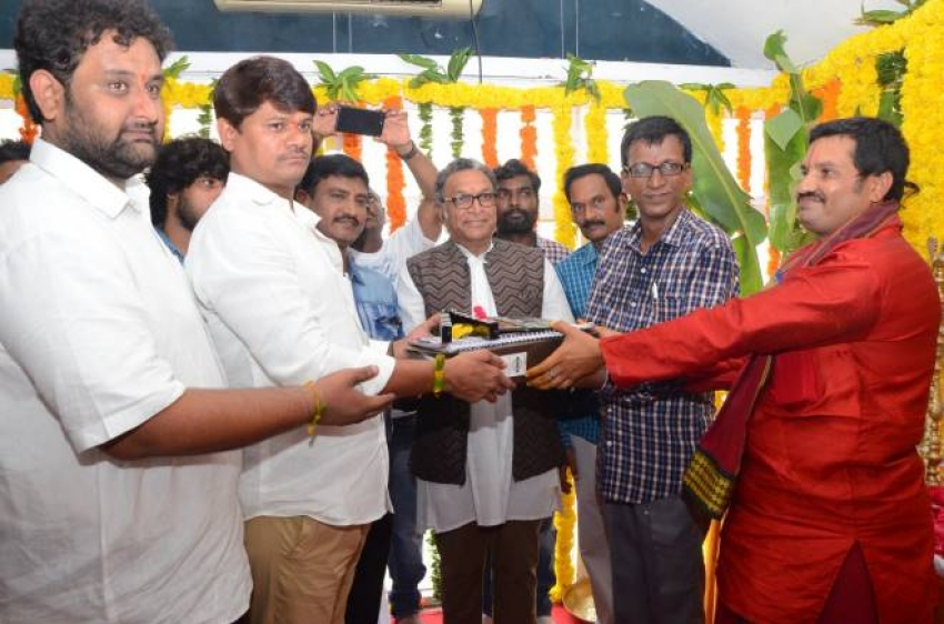 Vudhyama Simham Movie Opening Photos
