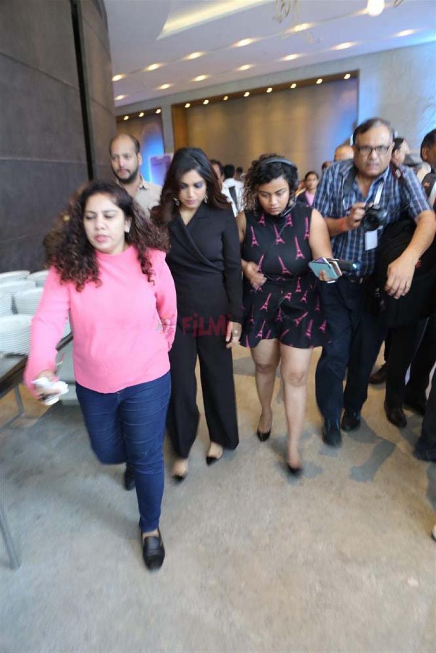 Bhumi Pendekar at launch on Honor 9N In New Delhi Photos