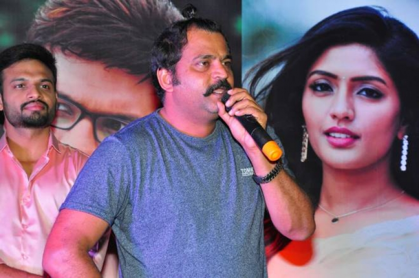 Brand Babu Movie Team At PVP Square To Promote The Film Photos
