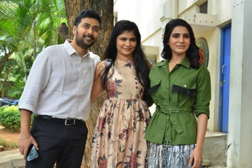 Chi La Sow Movie Press Meet Photos