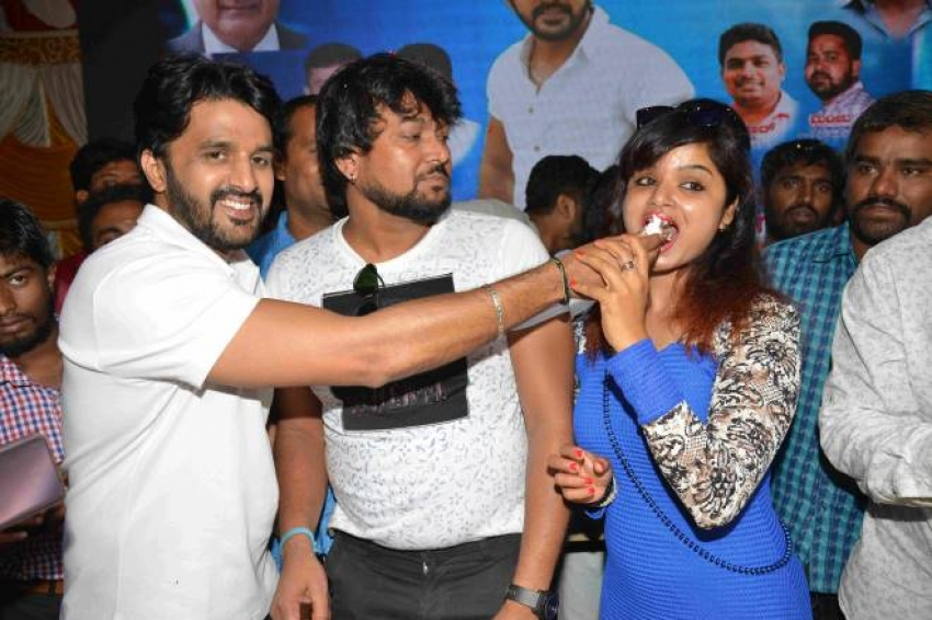 Dharma Keertiraj Birthday Photos