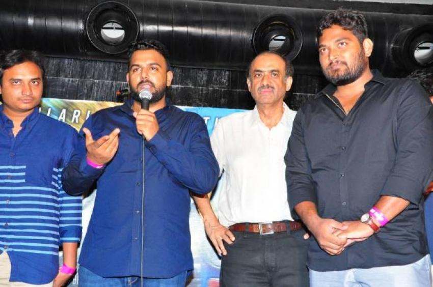 Ee Nagaraniki Emaindi Success Meet Photos