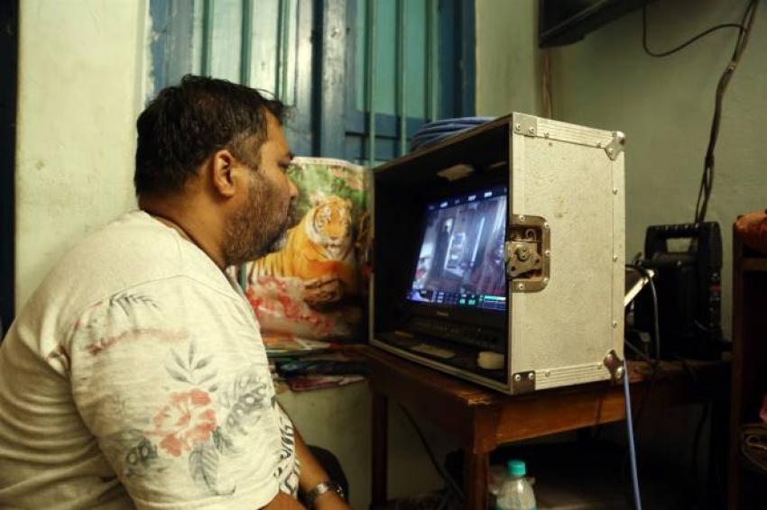 Gangs of Madras Movie Pooja Photos