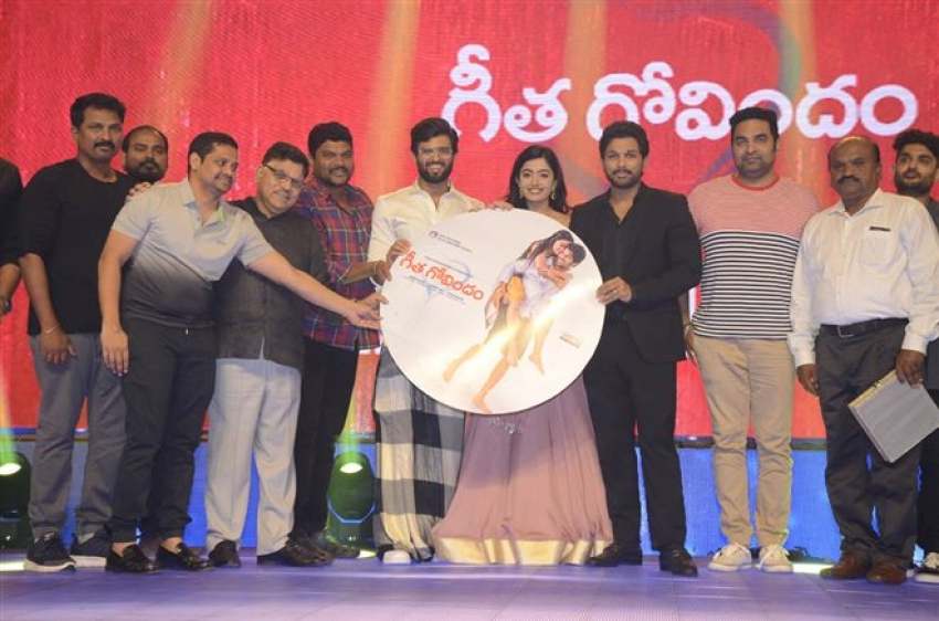 Geetha Govindam Audio Release Function Photos