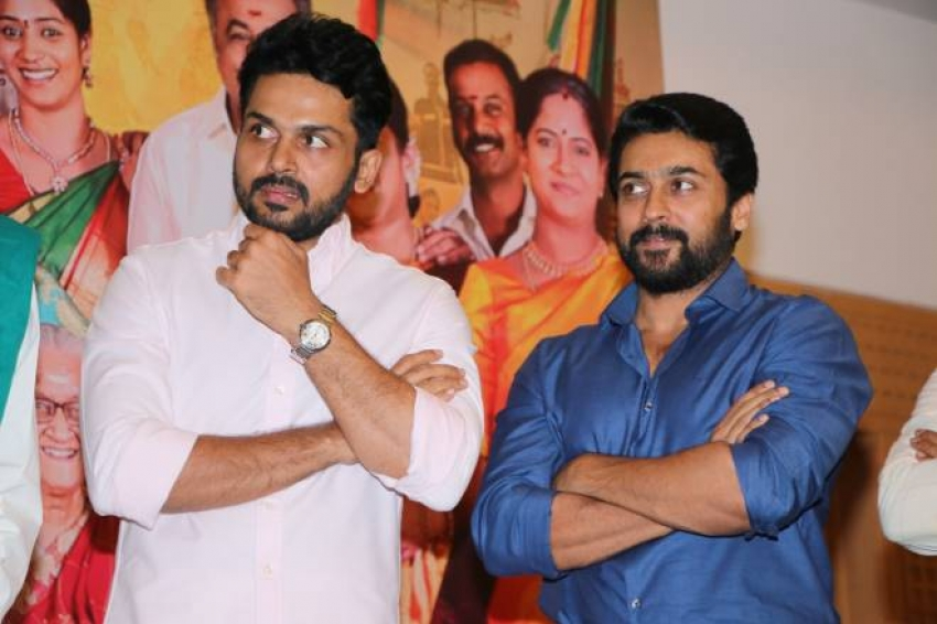 Kadaikutty Singam Success Meet Photos