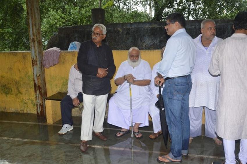 Kavi kumar Azad Funeral Photos