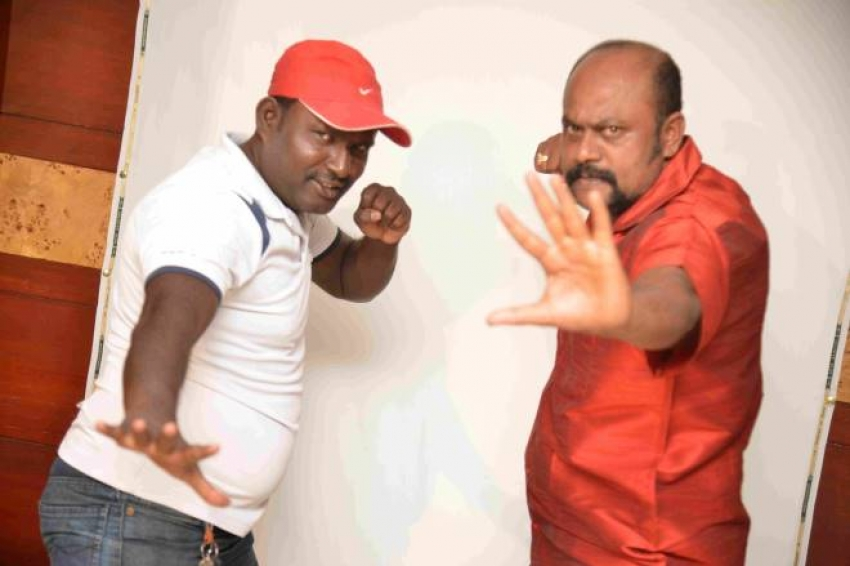 Keechakaru Movie Press Meet Photos