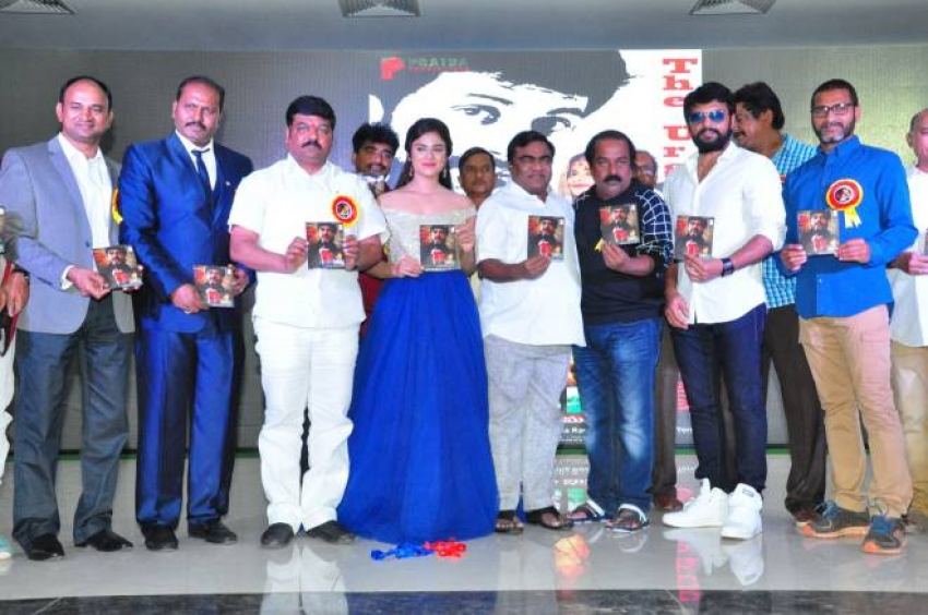 Mera Bharat Mahan Movie Audio Launch Photos
