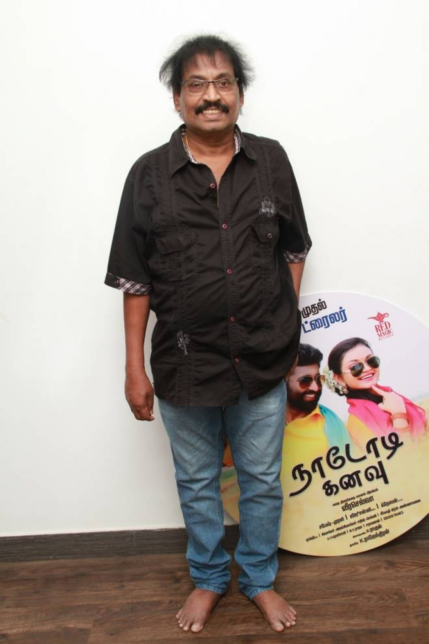 Nadodi Kanavu Movie Audio & Trailer launched by Kalaipuli S Thanu Photos