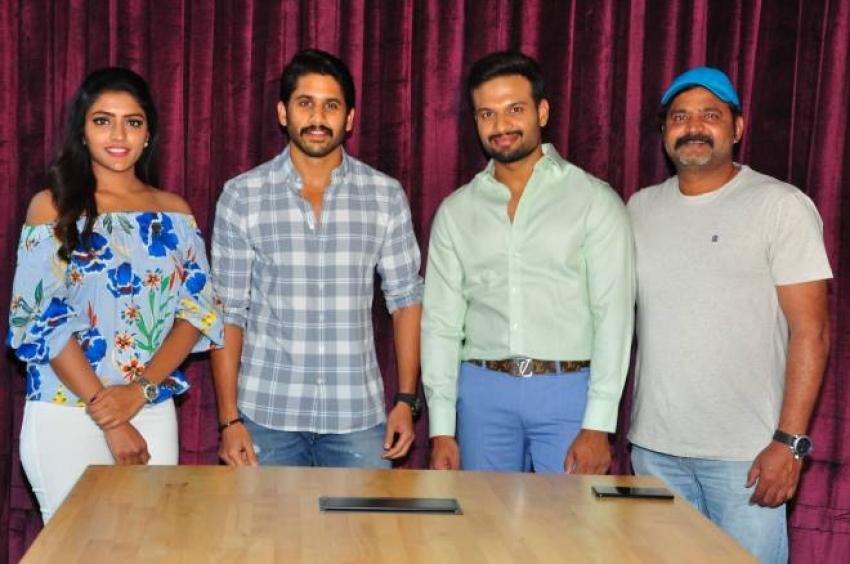 Naga Chaitanya launches Brand Babu Trailer Photos