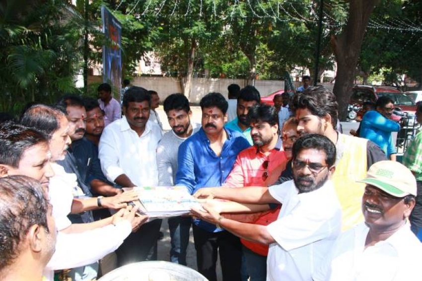 Nagal Movie Launch Photos