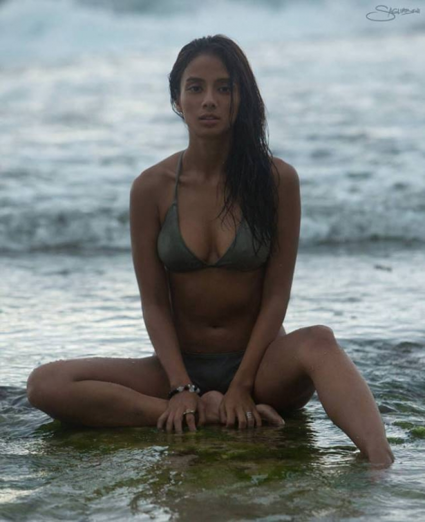 Paloma Monnappa Bikini Photo Shoot Photos