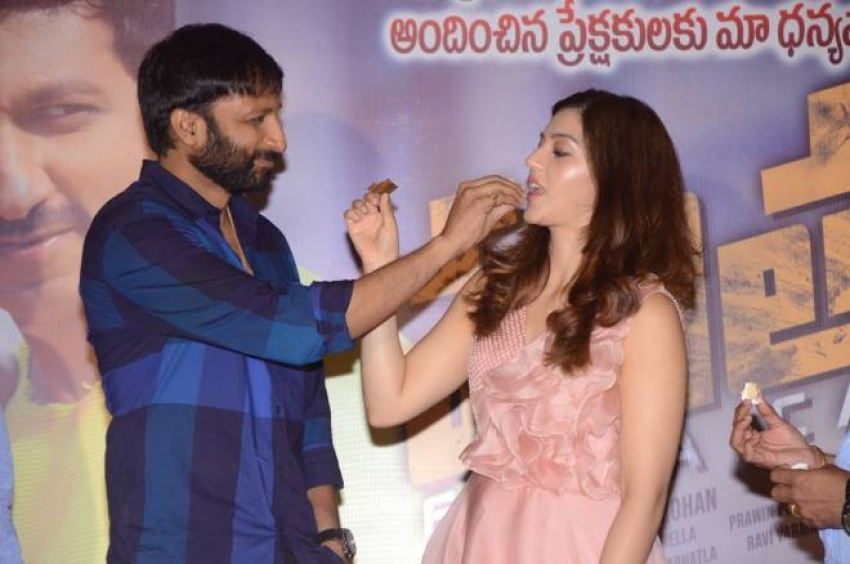 Pantham Movie Success Meet Photos