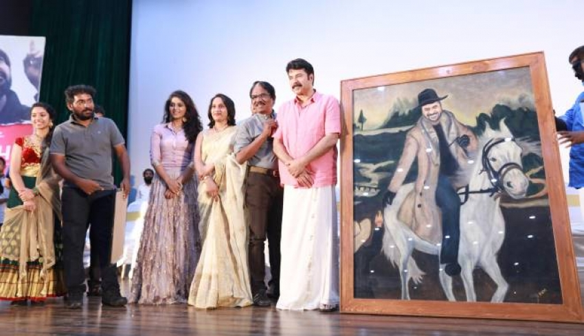 Peranbu Movie Audio Launch Photos
