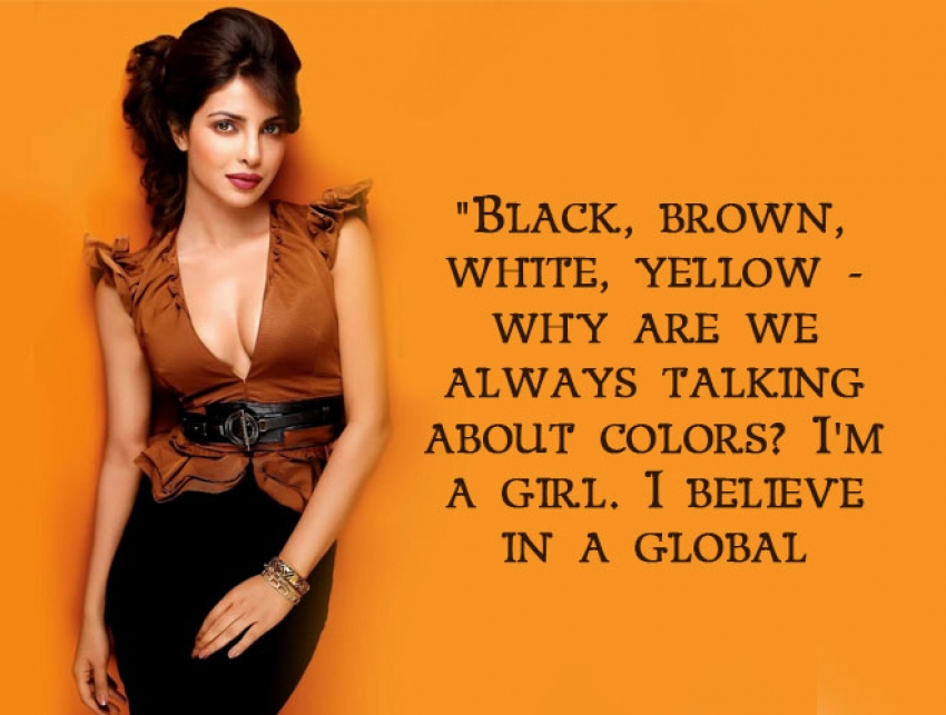 Priyanka Chopra's Quotes That Inspires The World Photos