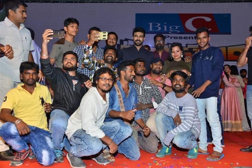 Rangasthalam 100 Days Celebration Photos
