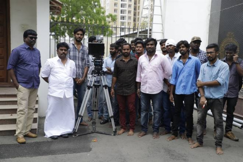 Ready To Shoot Movie Pooja Photos