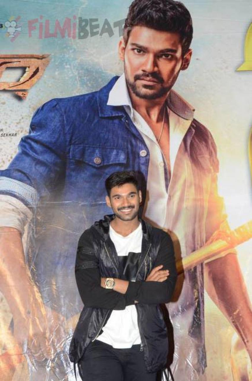 Saakshyam Movie Press Meet Photos