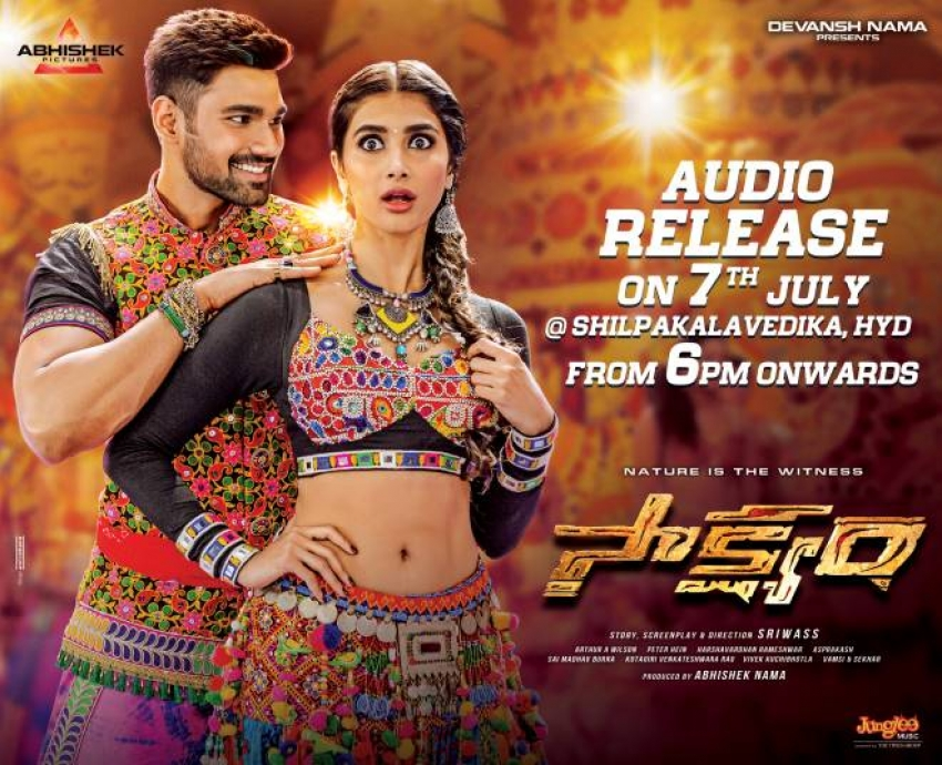 Saakshyam Photos