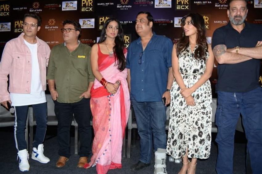 Saheb, Biwi Aur Gangster 3 Movie Promotion In New Delhi Photos