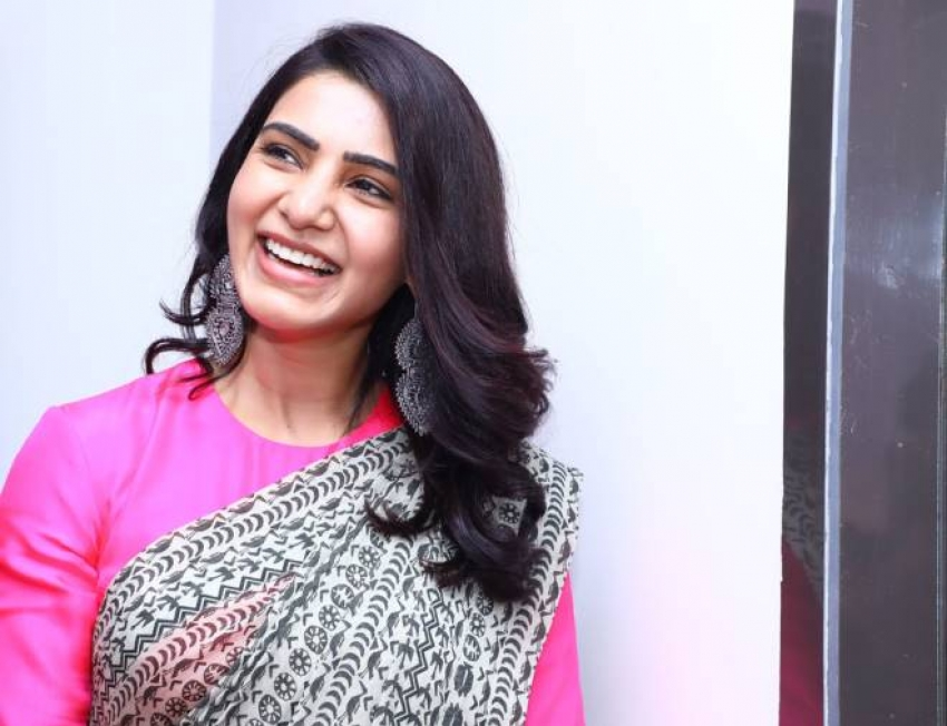 Samantha Participated In A Social Initiative Taken Up By PHONAK In Association With AUM Photos