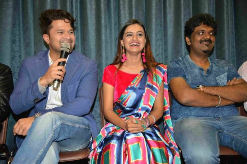 Samrtha Movie Audio Launch Photos