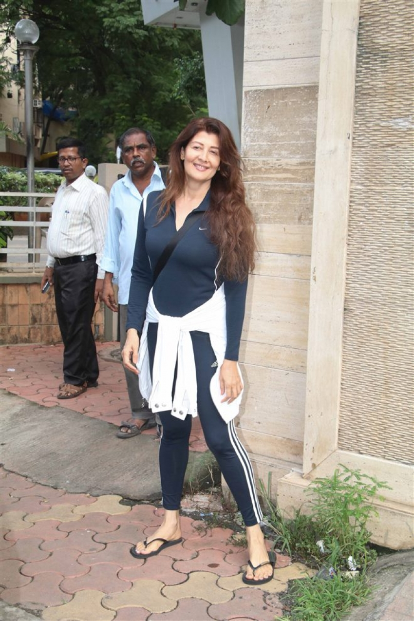 Celebs Spotted At Manisha Malhotra Store Photos
