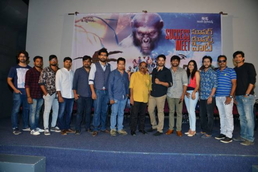 Sanjeevani Movie Success Meet Photos